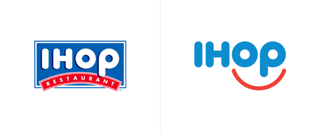 New IHOP Logo