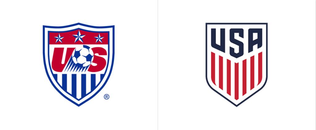 New USA Soccer Logo