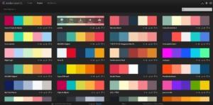 adobe color cc explore