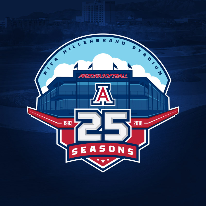 Various Logo for Arizona Athletics (2016-19)